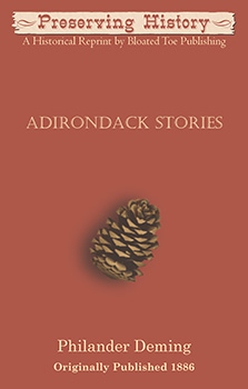 Adirondack Stories (1886) by Philander Deming