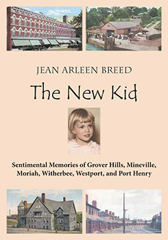 The New Kid (2013) by Jean Arleen Breed