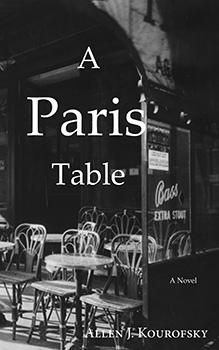 A Paris Table (2012) by Allen J. Kourofsky