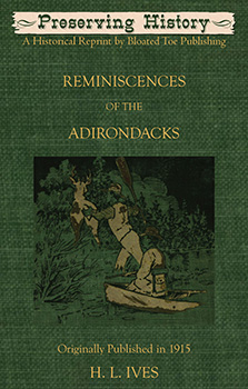 Reminiscences of the Adirondacks (1915)