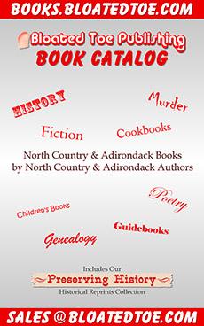 Bloated Toe Publishing Book Catalog